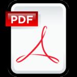 Adobe PDF Icon