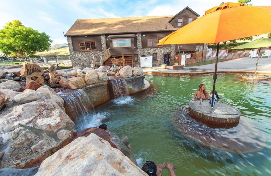 Crystal Hot Springs Venue