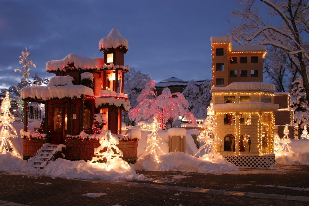 Ogden Christmas Village