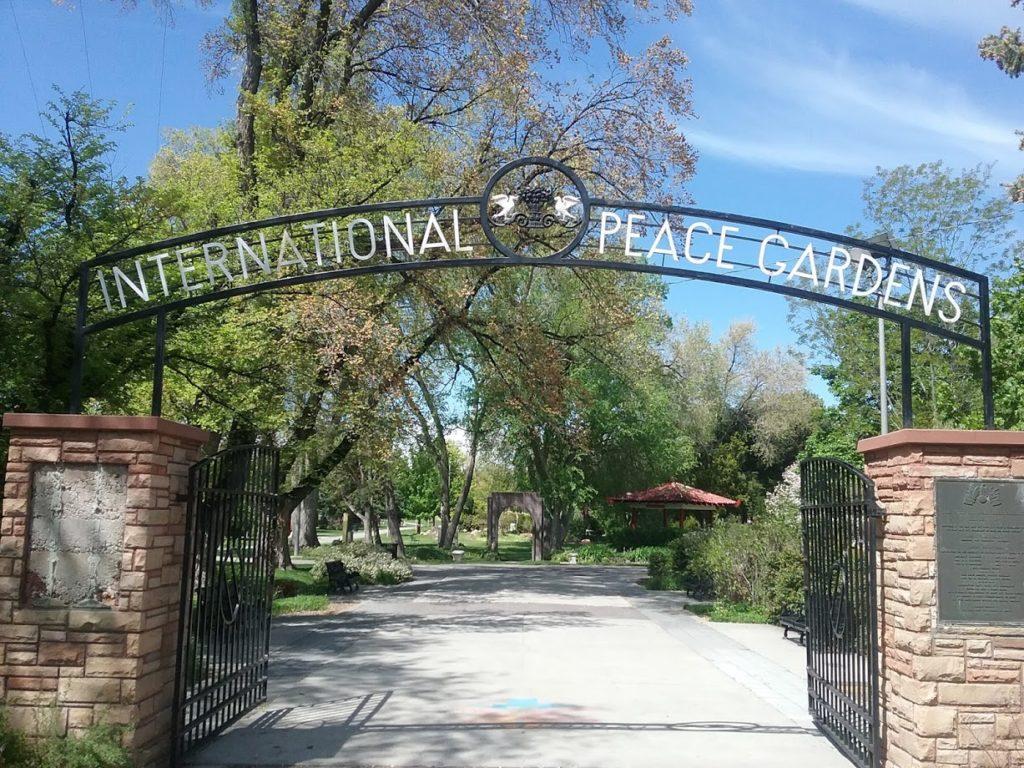 International Peace Gardens