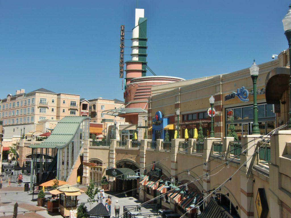 Megaplex Theaters at The Gateway Mall