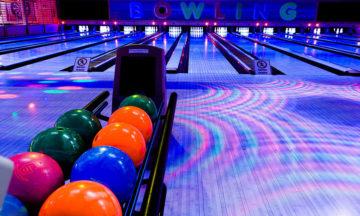 Logan Cosmic Bowling