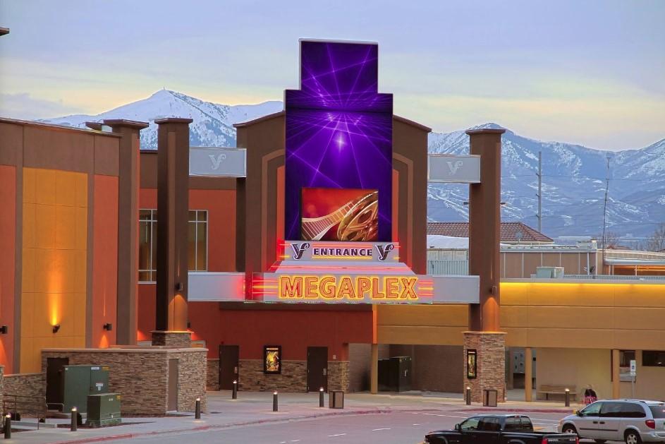 Megaplex Theaters