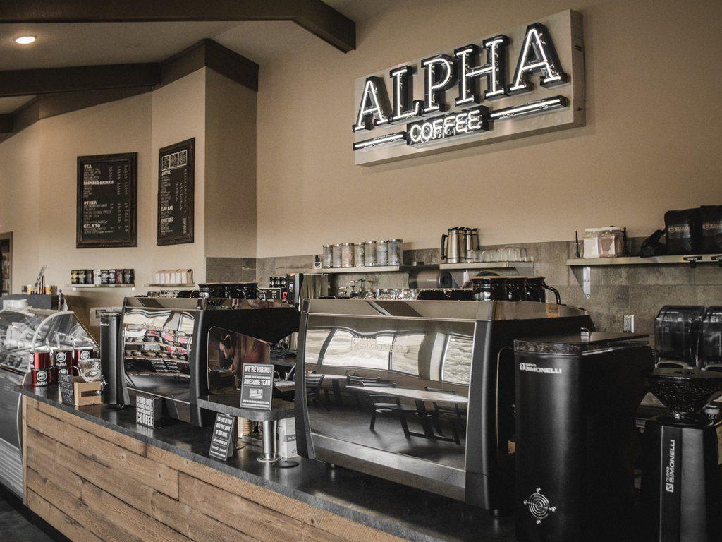 Alpha Coffee